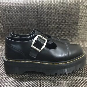 DR. MARTENS Aggy BETHAN creepers 11 mary Janes